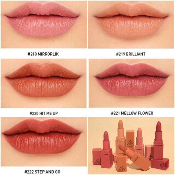 Son 3CE Mood Recipe Matte Lip Color