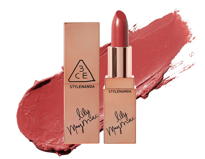 Son 3CE x Lily Maymac Matte Lip Color