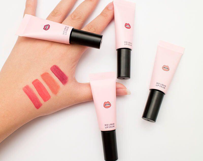 Son 3CE Liquid Lip Color